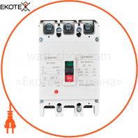 Автоматический выключатель ENERGIO M1-250L 3P 160A 35кА