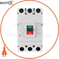 Автоматический выключатель ENERGIO M1-400L 3P 315A 50кА