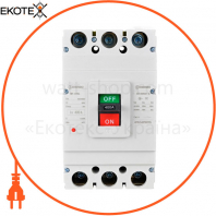 Автоматический выключатель ENERGIO M1-400L 3P 400A 50кА