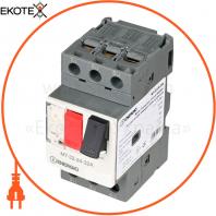 Автомат защиты двигателя ENERGIO M7-32 24-32А 3P 400В