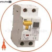 Автоматический выключатель дифференциального тока АВДТ32 C16 GENERICA