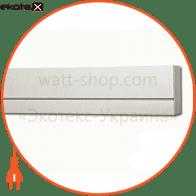 lightrack магистральный светильник, 54w, 6480lm, теплый/нейтральный/холодный, матовый рассеиватель, серебристый корпус