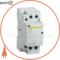 Контактор модульный КМ40-11М AC IEK