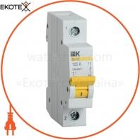 Выключатель нагрузки ВН-32 1Р 125А IEK