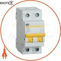 Выключатель нагрузки ВН-32 2Р 125А IEK