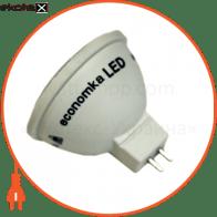 LED лампа Economka LED MR16 6w GU5.3-4200