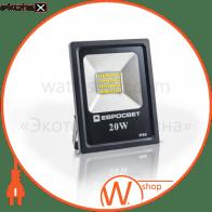 Прожектор EVRO LIGHT EV-20-01 6400K 1600Lm SMD EV-20-01 6400K