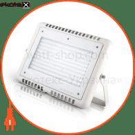 прожектор  flash-100-01 100w smd 170-265v 6400k 9000 lm sanan светодиодные светильники евросвет Евросвет 39292