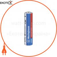 Солевая батарейка Westinghouse Super Heavy Duty AAA / R03 24шт / уп plastic case