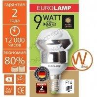 r50 9w 2700k e14 энергосберегающие лампы eurolamp Eurolamp R5-09142