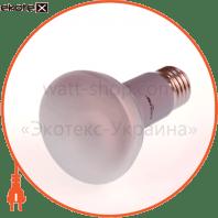 r63 15w 2700k e27 frosted энергосберегающие лампы eurolamp Eurolamp