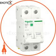 Автоматический выключатель RESI9 6kA 2P 50A C