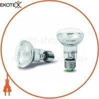 Лампа галогенная R63 E27 42W 230V frost