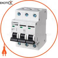 Модульный автоматический выключатель ENERGIO SP-3P C 10А 6кА