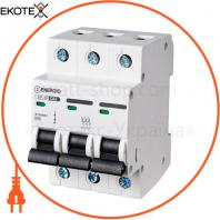Автоматический выключатель ENERGIO M1-125L 3P 50A 35кА