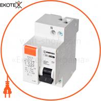 Дифференциальный автоматический выключатель ENERGIO SP-L 1P+N C 20А 4.5кА