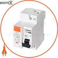 Дифференциальный автоматический выключатель ENERGIO SP-L 1P+N C 32А 4.5кА