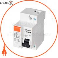 Дифференциальный автоматический выключатель ENERGIO SP-L 1P+N C 40А 4.5кА