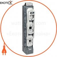 Запобіжник-вимикач-роз'єднувач ПВР-3 вертикальний 630А 185мм з одночасним відключенням IEK