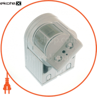 """euroelectric датчик руху """"куб"""" на стіну 180`, макс.12 м, ip44, (50)"""