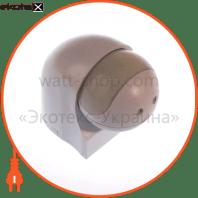 euroelectric датчик руху «куб модерн» білий (50)