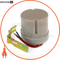 euroelectric вимикач сутінковий , 25а, ip44, (100)