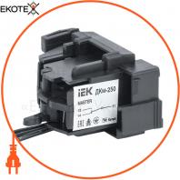 Контакт дополнительный ДКм-250 (ДКм-35) для ВА88-32 MASTER с электронным расцепителем IEK