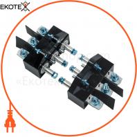 Панель втычная ПМм1-400 c задним резьбовым присоединением для ВА88-32 MASTER с электронным расцепителем IEK
