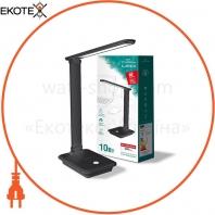 LED лампа настольная TITANUM  TLTF-009B 10W 3000-6500K 220V