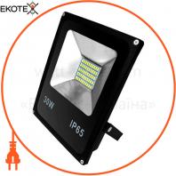 Прожектор светодиодный UА LED30-3000 / 6500 / IСчорний