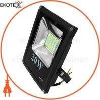 Прожектор UA-Standard 30W 2400 lum 6500K черный