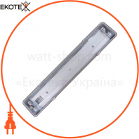 Светильник LED IP65 TS 2х1200 с пластиной