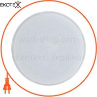 Светильник круг НПП-60 (03) LED 12 w - (бел.опал)