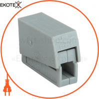 Будівельно-монтажна клема СМК 224-101 (4 шт / упак) IEK