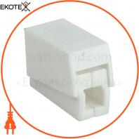 Строительно-монтажная клемма СМК 224-112 (4 шт / упак) IEK