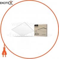 LED панель VIDEX VL-PU406W 40W 6200K 220V с антибликовым покрытием