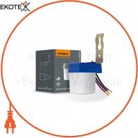 Датчик освещения VIDEX VL-SN01 6A 220V фотометрический