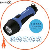 Ліхтар 3W LED WF1502 + 4 x AAA LR03 в комплекті