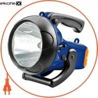 Ліхтар 10W LED WF1506 + Мicro USB кабель в комплекті (3 режими освітлення, 2 регульовані ручки, харчування Li-ion 18650, 3.7V, 4400mAh)