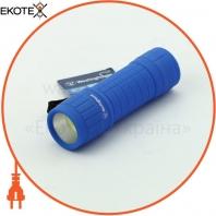 Ліхтарик 3W COB WF87 +  3 × AAA/R03 батарейки в комплекті (червоний)