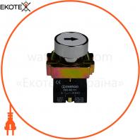 Кнопка ENERGIO XB2-BA3341 ПУСК белая со стрелкой NO