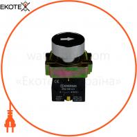Кнопка ENERGIO XB2-BA3351 ПУСК черная со стрелкой NO
