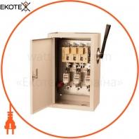 Ящик з розривним рубильником ЯР-250А 74 У2 IP54 UA IEK