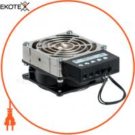 Обогреватель на DIN-рейку (встроенный вентилятор) 400Вт IP20 IEK