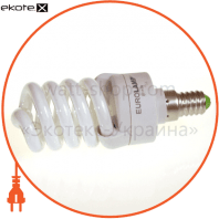 YJ-16142 Eurolamp энергосберегающие лампы eurolamp t2 spiral 16w 2700k e14