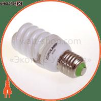 t2 spiral 16w 4100k e27 энергосберегающие лампы eurolamp Eurolamp