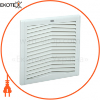 Фильтр с решеткой для вентилятора ВФИ 380 м3 / ч IEK