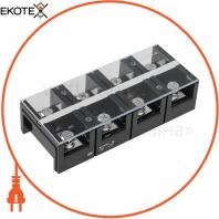Блок затискачів БЗН ТС-603 16 мм2 60A 3 пари IEK