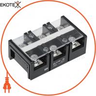 Блок затискачів БЗН ТС-3003 150 мм2 300A 3 пари IEK