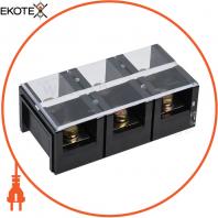 Блок затискачів БЗН TC-6003 300 мм2 600A 3 пари IEK